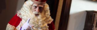 De Club van Sinterklaas Setbezoek