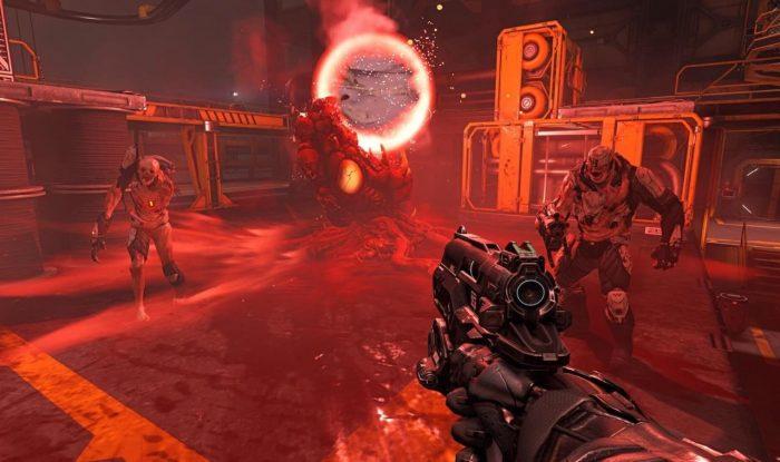 Doom combat