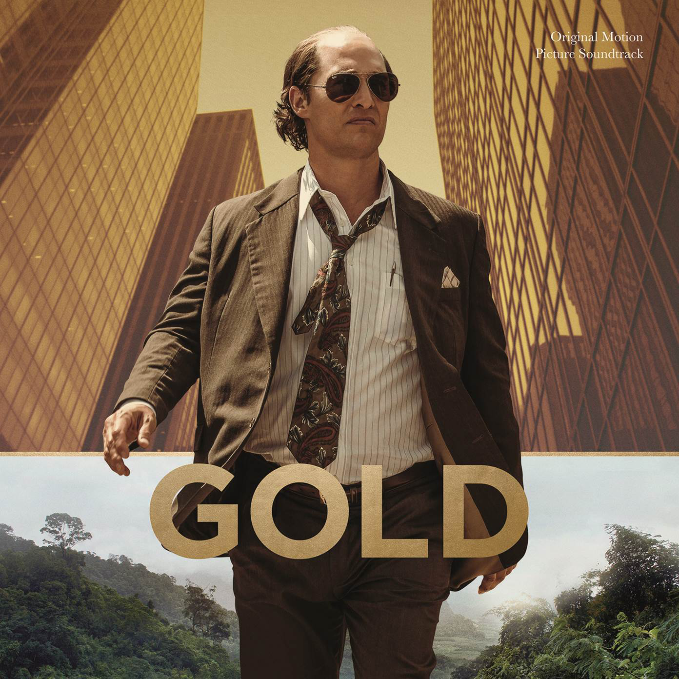 Gold soundtrack cover