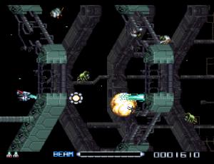 R-Type III gameplay