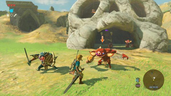 The Legend of Zelda Breath of the Wild 02