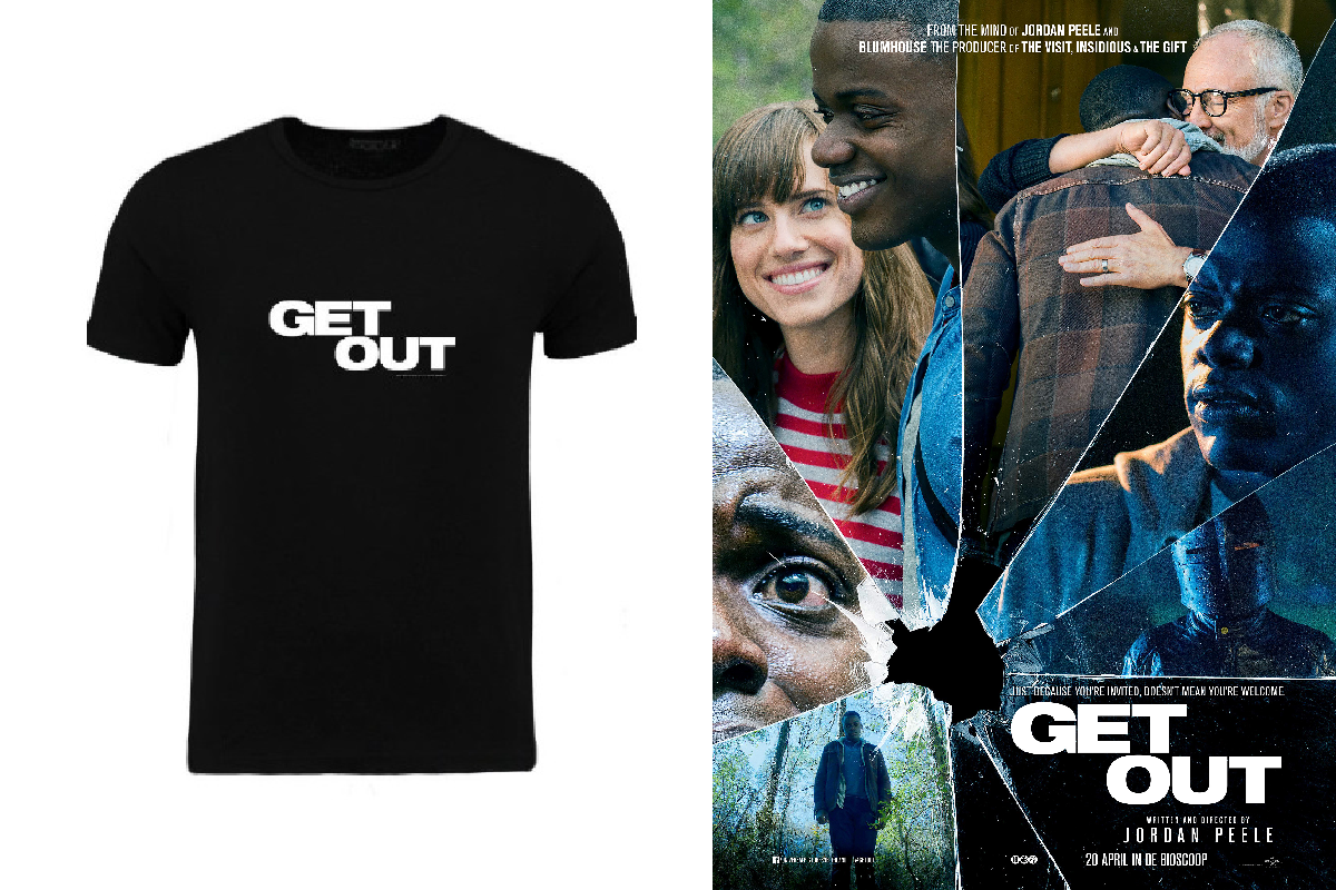Get Out T-shirts