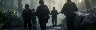 COD WWII War, COD WWII Behind the Scenes - Making of Call of Duty WWII