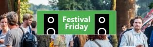 Festival Friday - Porto Party