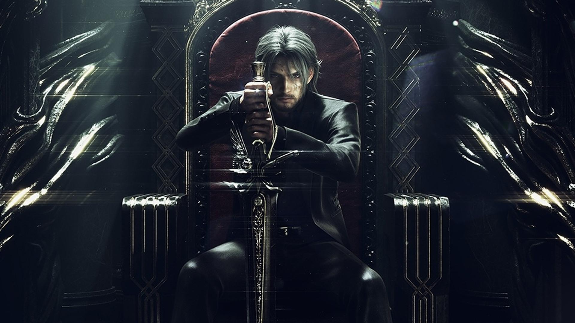 Wallpaper Final Fantasy Xv Royal Edition 2018 Games 12556: Review: Final Fantasy XV Royal Edition