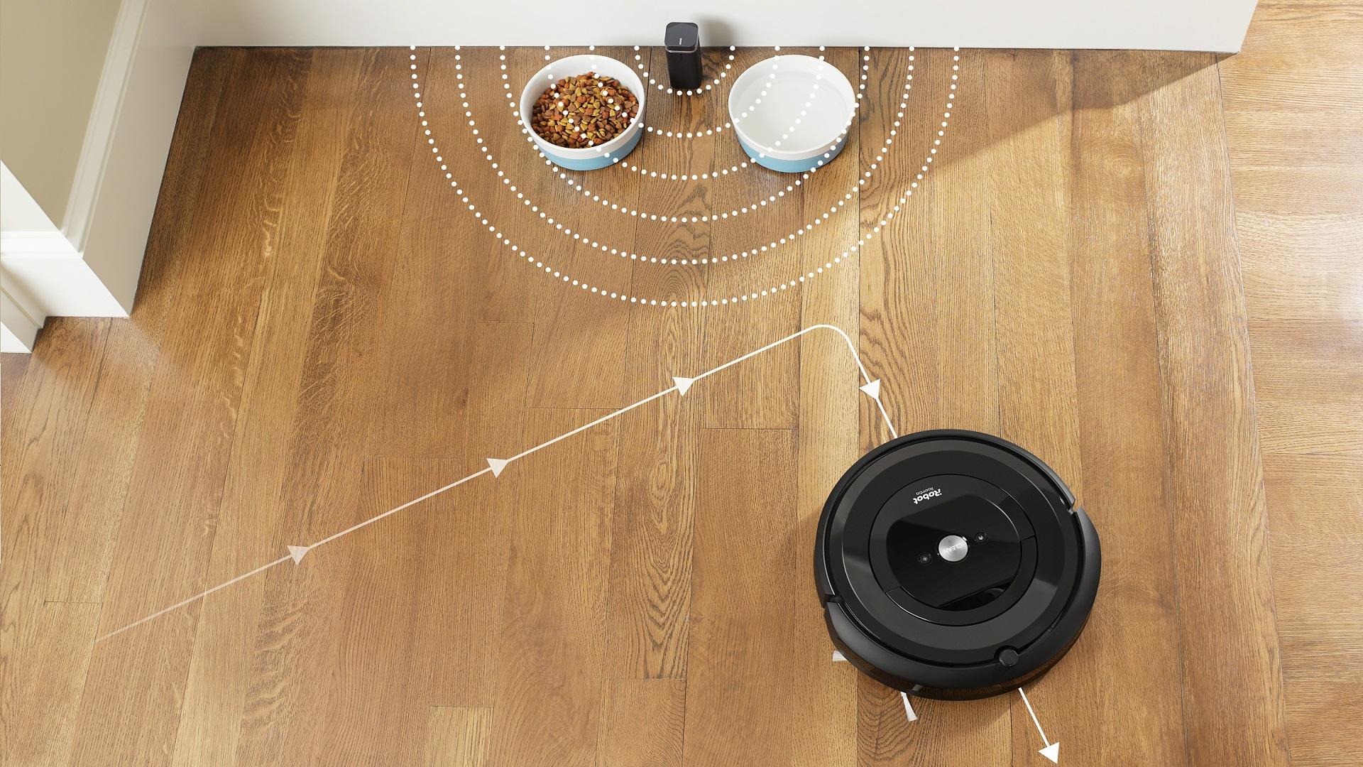 Robotstofzuiger Roomba e5 aangekondigd - NWTV