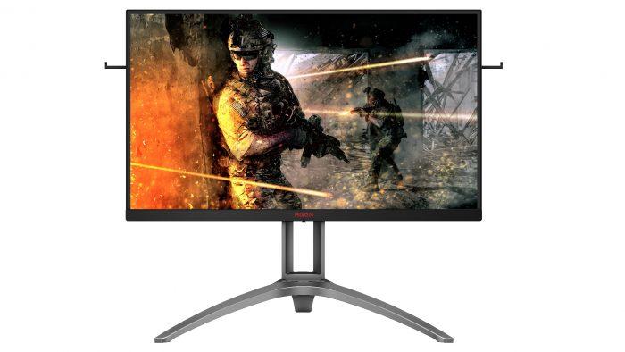 AOC AG273QZ-monitor