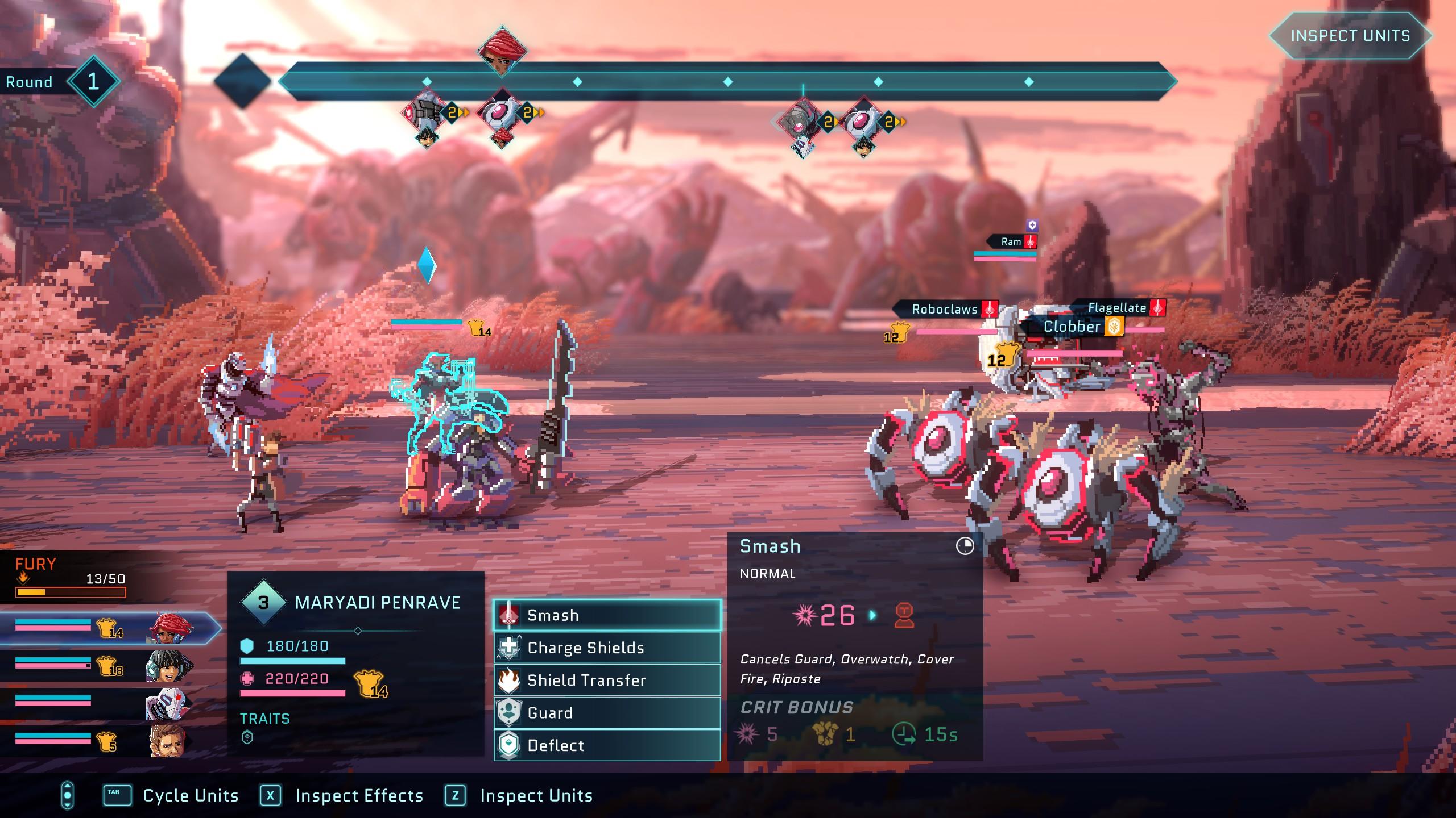 Star Renegades-gameplay
