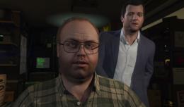GTA V - Michael en Lester