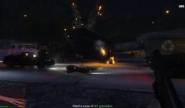 GTA V - Explosie